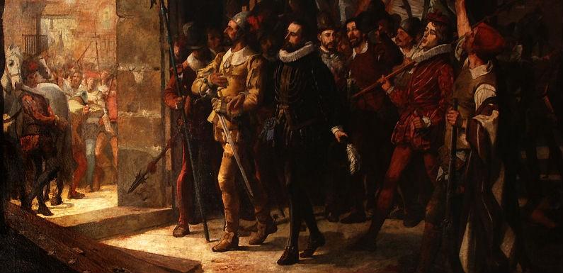 Antonio Pérez Traidor en la Corte de Felipe II