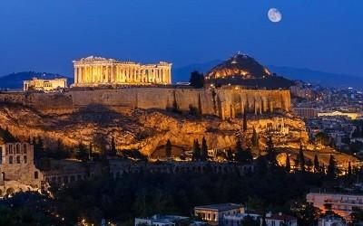 El Partenon de Atenas en la Actualidad