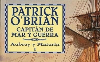 Capitan de Mar y Guerra Patrick O'Brian