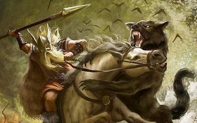 El Dios Nordico Odin