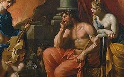 Hades y Persefone