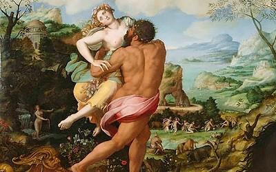 Historia de Amor de Hades y Persefone