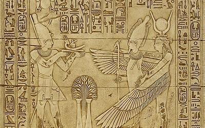 La Historia Isis y Osiris
