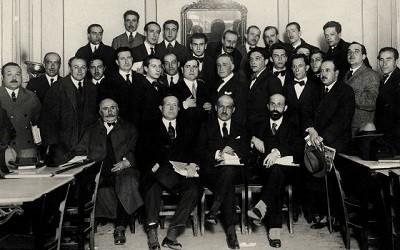 Miembros de la Generacion del 27