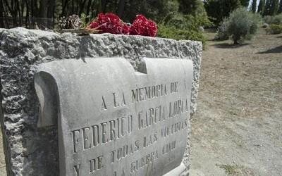 Muerte de Federico Garcia Lorca
