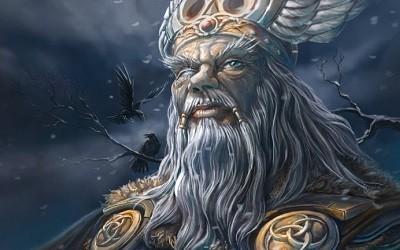 Odin Mitologia Nordica