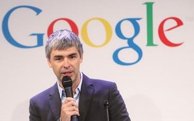 Larry Page Fundador de Google