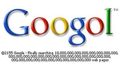 Origen del nombre Google