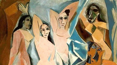 Las senoritas de Avignon Picasso