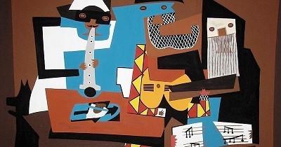 Los Tres Musicos Picasso