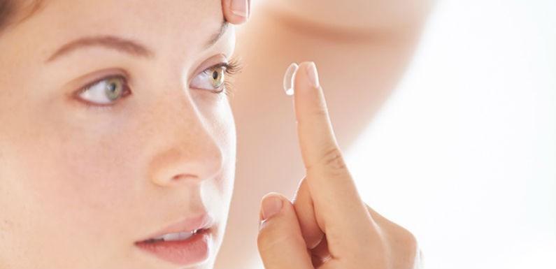 5 errores más comunes que cometemos con nuestras lentillas