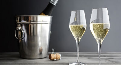 Champagne frances