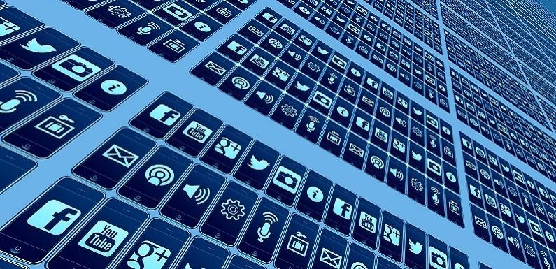 Entrar rapido al correo y redes sociales