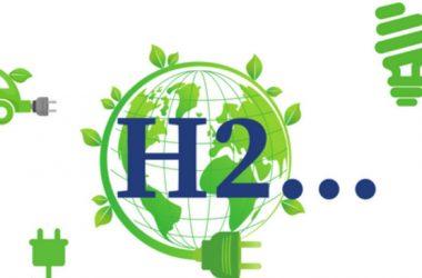 Hidrogeno conseguido con renovables