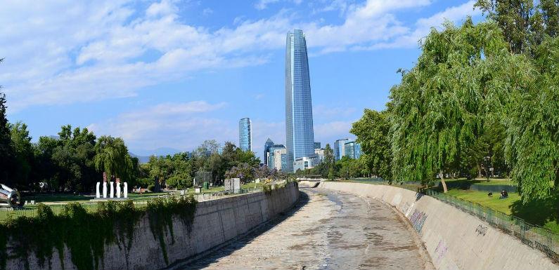 Santiago de Chile ciudad