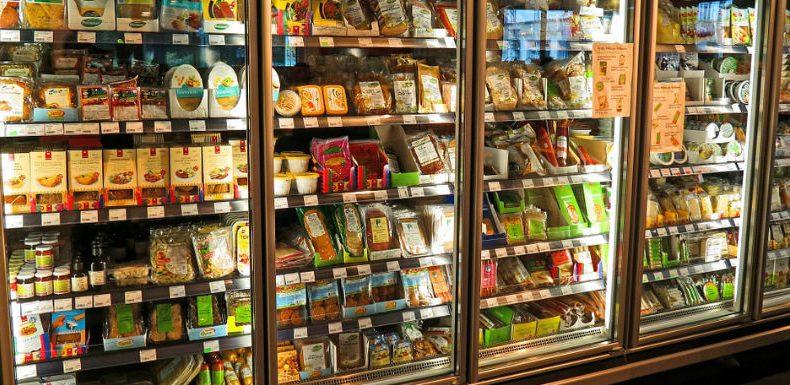Alimentos congelados de calidad