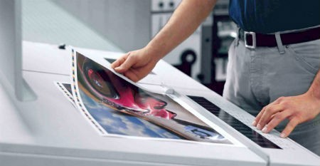 imprimir portada de revista