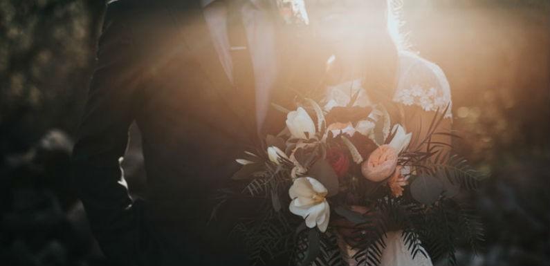 Romanticismo en la boda perfecta
