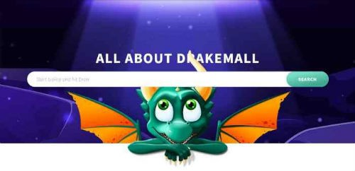 Cajas misteriosas de DrakeMall