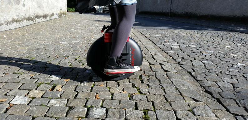 patinete electrico monociclo