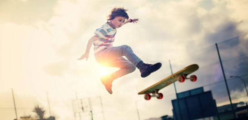 Beneficios para la salud al practicar skate