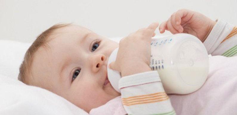 Los beneficios de la ingesta de leche en niños