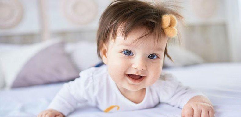 Los bebés necesitan una correcta higiene bucal