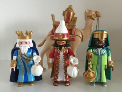 Los inicios de las cabalgatas de Reyes