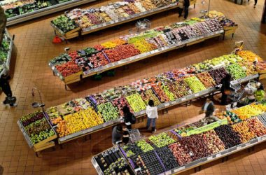 Comprando en supermercados