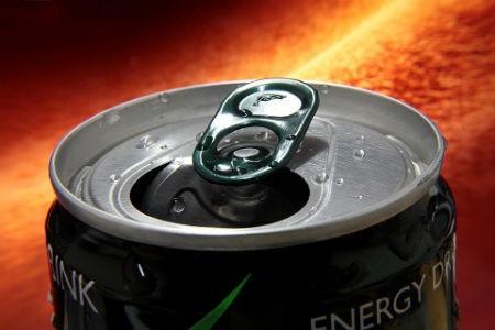 Aumentar la energía con una bebida