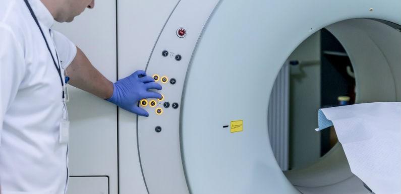 Resonancia magnética nuclear RMN