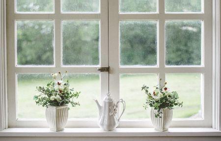 Material de la ventana