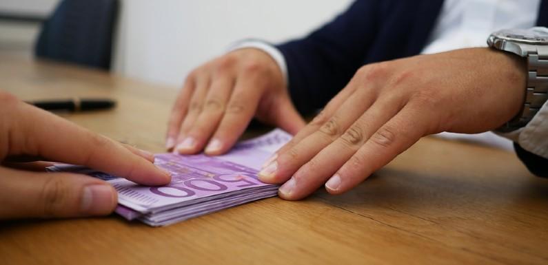 Solicitar un crédito en efectivo